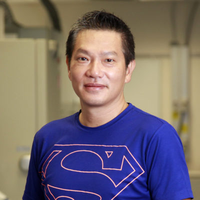 Dr. Billy K.C. Chow