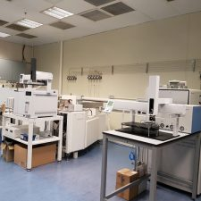 Stable Isotope Laboratory