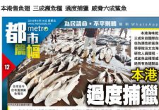Out of control means off the menu (HKU-led study shows that shark fin trade is unsustainable)