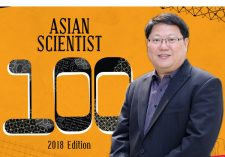 Prof. Kenneth Leung was awarded by Asian Scientist Magazine to be one of the 100 Asian Scientists in the field of Environmental Sciences & Geology in