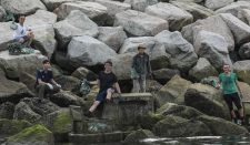 Hong Kong marine ecologists lead 'eco-shoreline' project to reshape city's seawalls and pave the way for future reclamation projects
