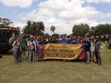 HKU organises East Africa Wildlife Eco-Tour to promote nature conservation