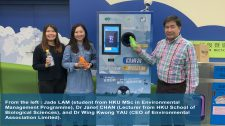 HKU-led research promotes territory-wide extension of plastic bottle deposit scheme